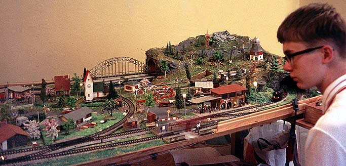 Animator S Railroad