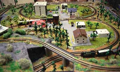 Animator's railroad