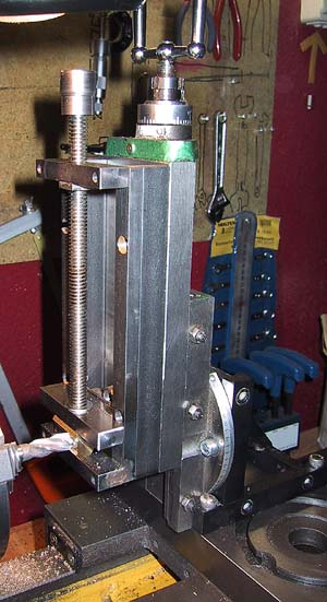 Homemade Lathe Milling Attachment Plans - Homemade Ftempo